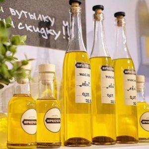 Сыродавленое масло (грецкий орех) - 250 грамм