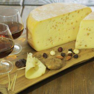 Сыр Качотта с пажитником
