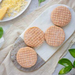 Фишбургеры из филе горбуши и форели безглютеновые