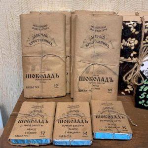 """Шоколад ручной работы """"Добрый Крестьянин"""""""