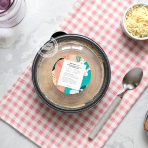 Сливочный крем-суп из 7 видов рыб