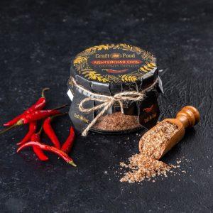Соль адыгейская с острым перцем